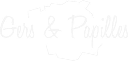 Logo Gers & Papilles